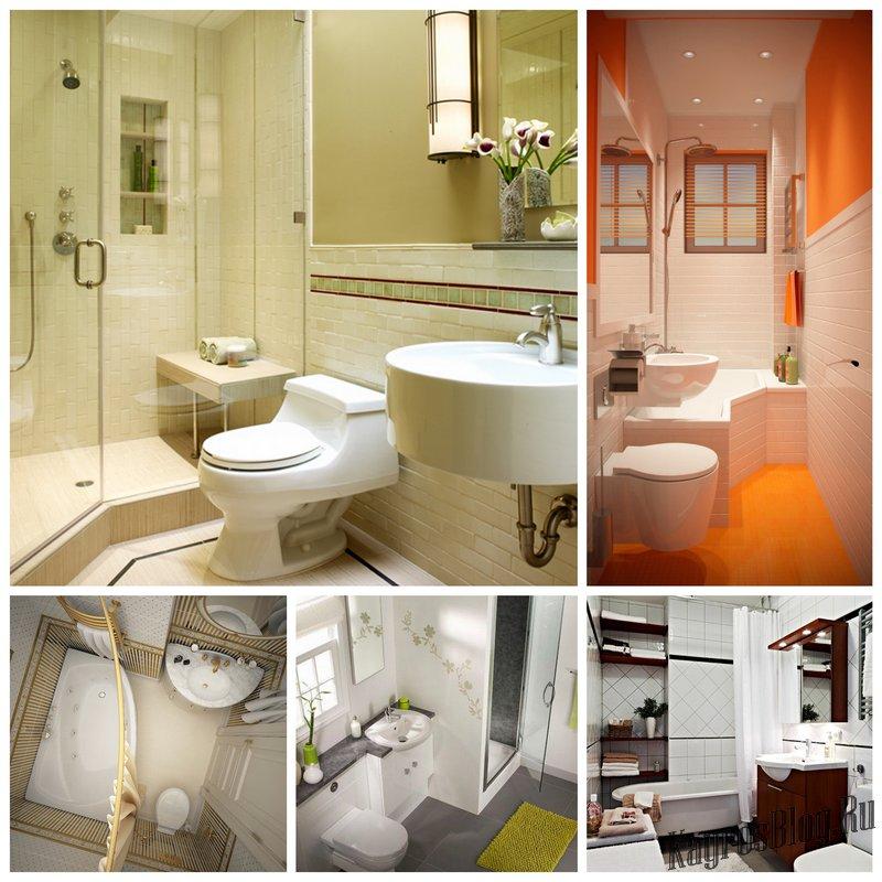 Дизайн ванной: грамотное использование пространства