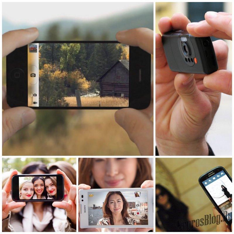 Как правильно фотографировать на мобильный телефон?