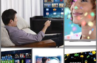 Сравнение телевизоров среднего класса
