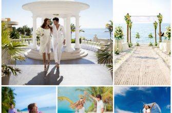 Свадьба на островах - осуществление мечты