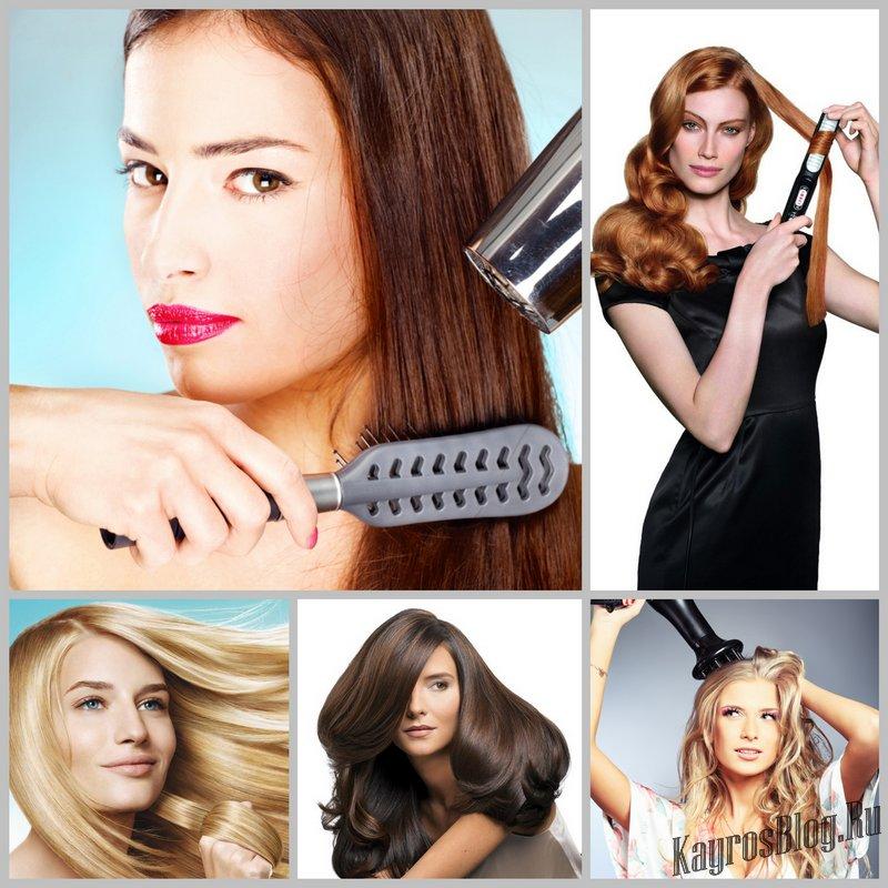Термокосметика для волос сила тепловой энергии