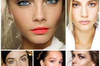 Тренды в макияже 2015 года