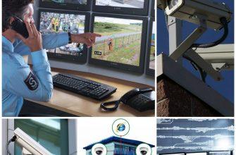 Вкратце о системах видеонаблюдения