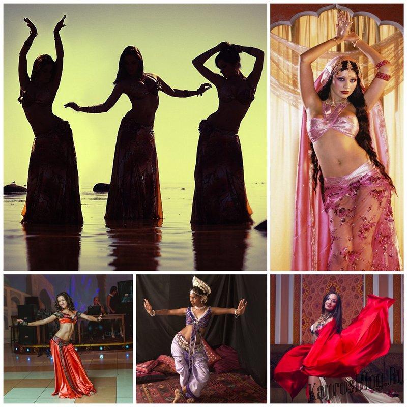 Восточные танцы красивое и полезное хобби