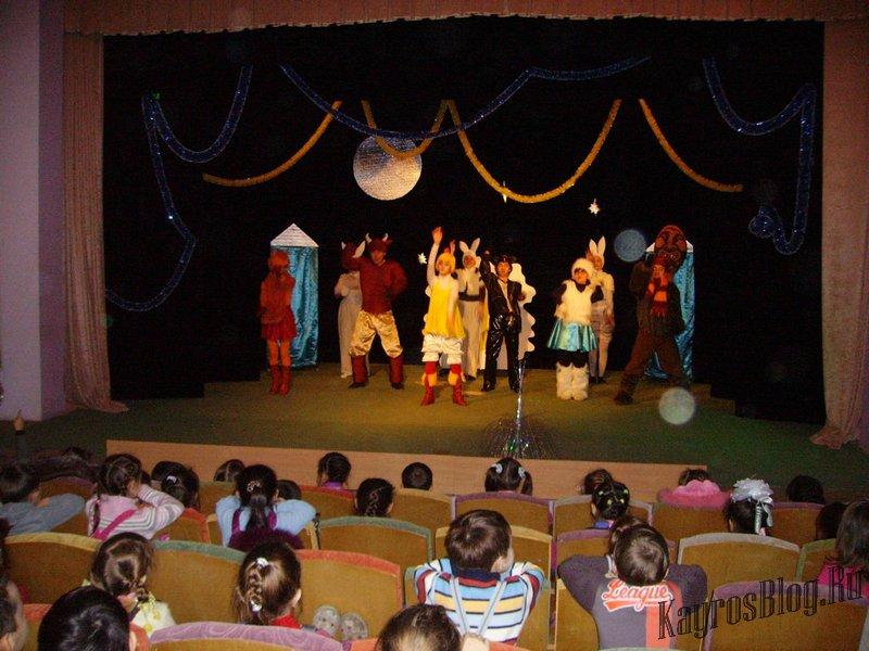 детский театр Куда пойти с ребенком