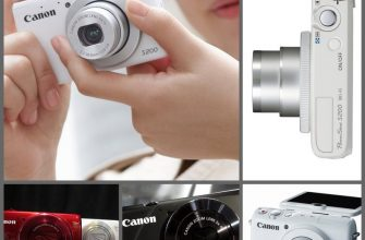 Canon PowerShot S200. Камера, оправдывающая надежды