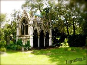 венское центральное кладбище 1 Знаменитые кладбища мира - фото-экскурсия