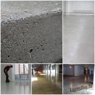 Грунтовка для бетона – надежная защита от воздействия любых внешних факторов