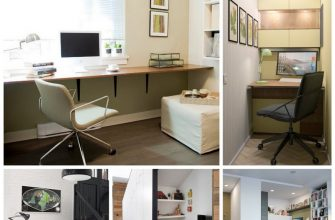 Как обустроить кабинет в малогабаритной квартире?