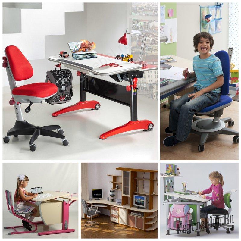 Как выбрать правильную мебель для школьника?