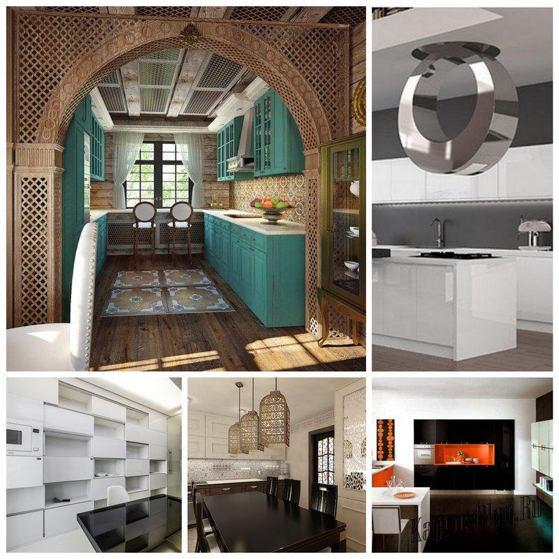Какой стиль интерьера выбрать для кухни