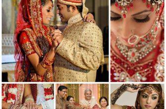 Красивые индийские свадьбы