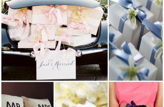 Подарок на свадьбу - что выбрать?