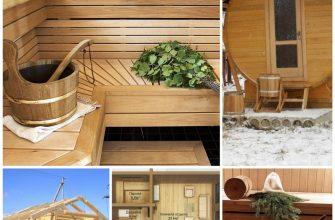 Проектирование бани и подготовка к строительству