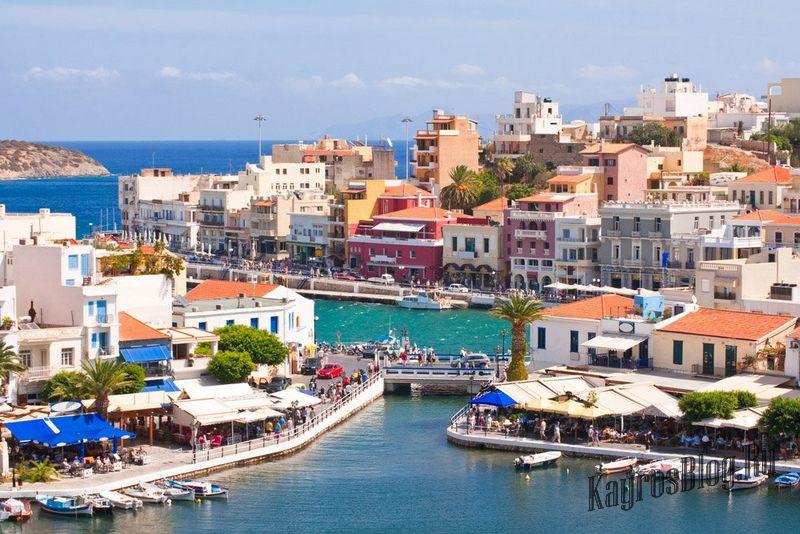 Греция тур апартаменты