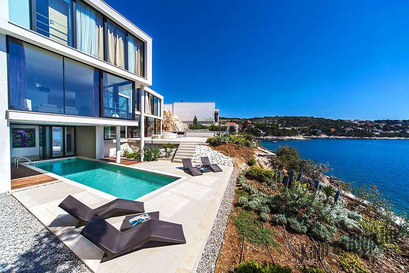 Виллы апартаменты в греции