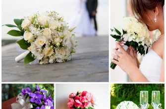 Свадебный букет – украшение со смыслом