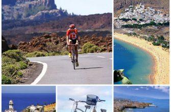 Велотуризм на Тенерифе
