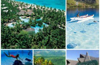 Заманчивый курорт Доминиканы Пунта Кана