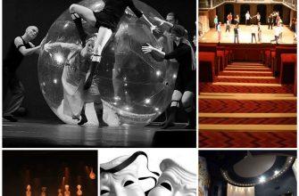 Актуальность театра в современном мире