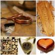 Что подарить на деревянную свадьбу — пятилетний юбилей