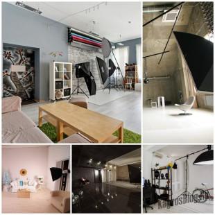 Интерьер для фотосалона и студии