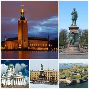 Культурно-исторические отдых и водные развлечения в Хельсинки