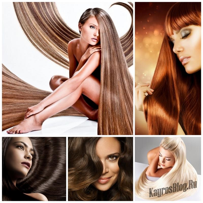 Простые способы ухода за волосами