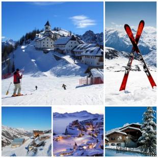Французские горнолыжные курорты для всех