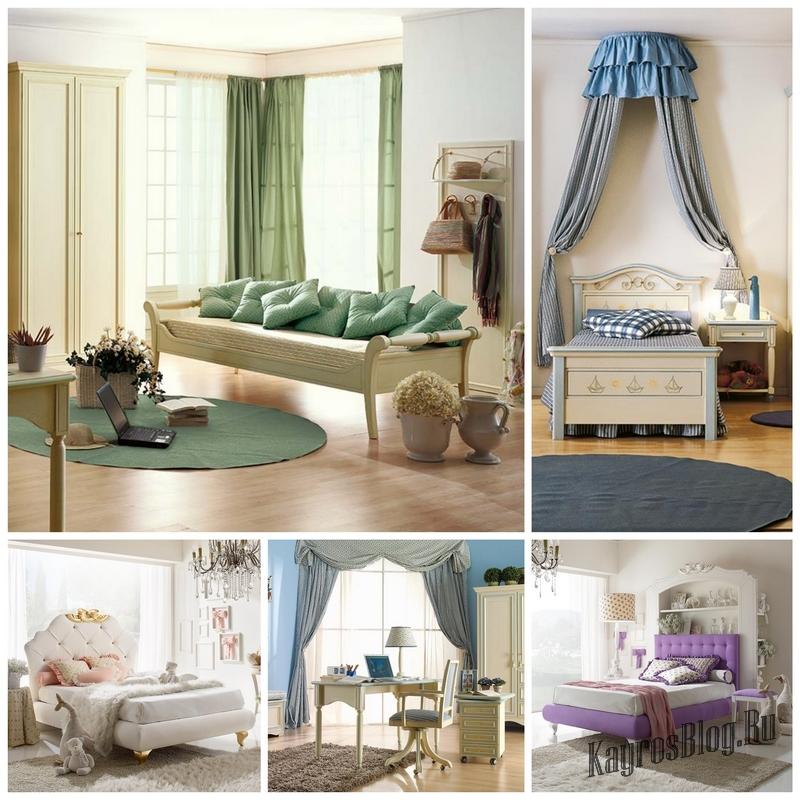 Палитры и гаммы итальянской мебели Ferretti Ferretti