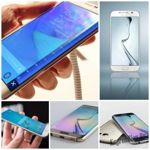 Samsung Galaxy S6 - один из наиболее ожидаемых флагманов 2015 года