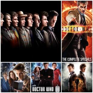 Секреты успеха сериала Доктор Кто