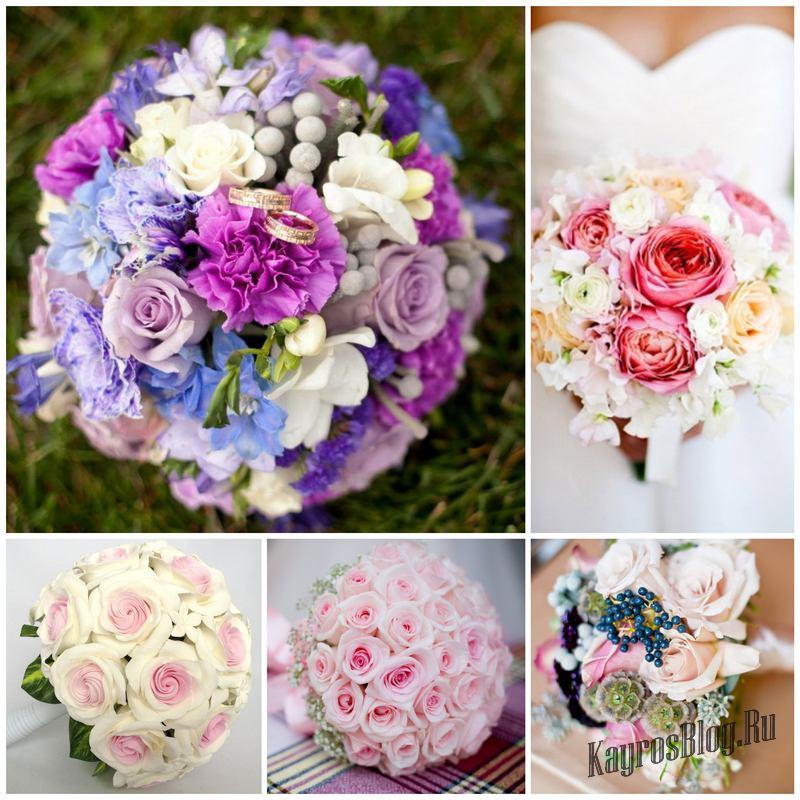 Как выбрать букет невесты?