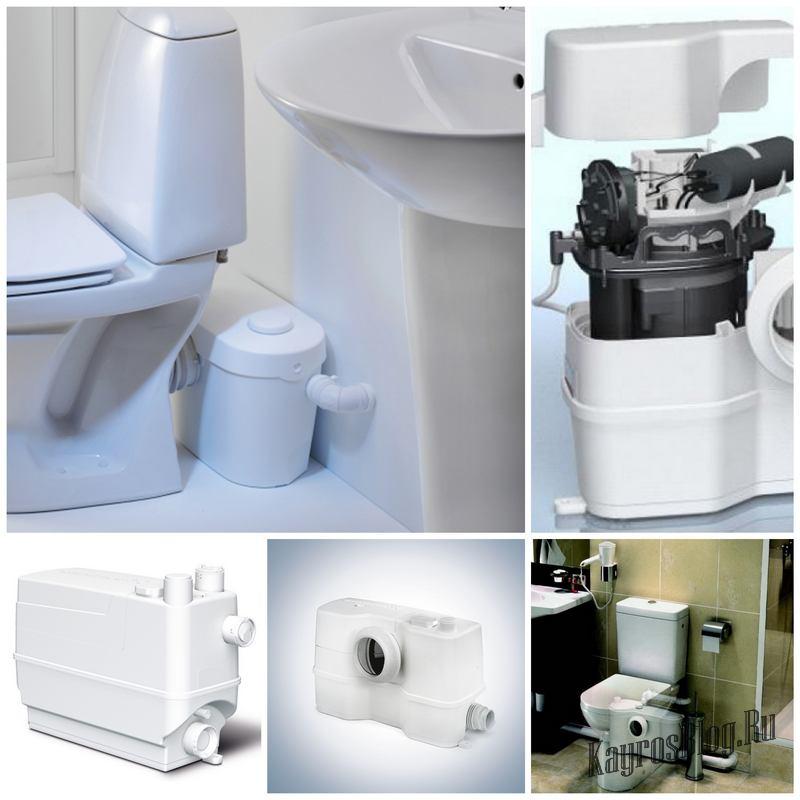Канализационная установка - основа надежной канализации