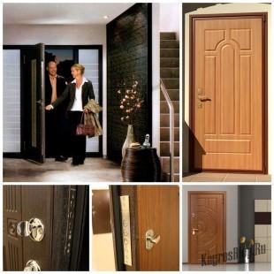 Стальные двери – надёжная защита