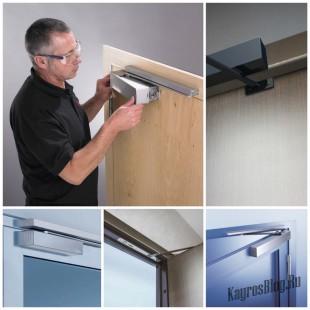 Дверные доводчики - устройства, облегчающие нашу жизнь 9