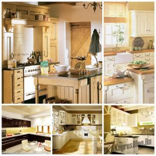Как оформить дизайн интерьера кухни