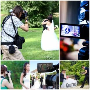 Как выбрать фотографа и видео оператора на свадьбу