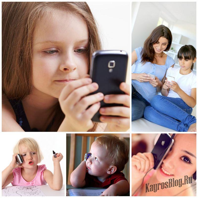 Какой мобильный телефон купить ребенку?