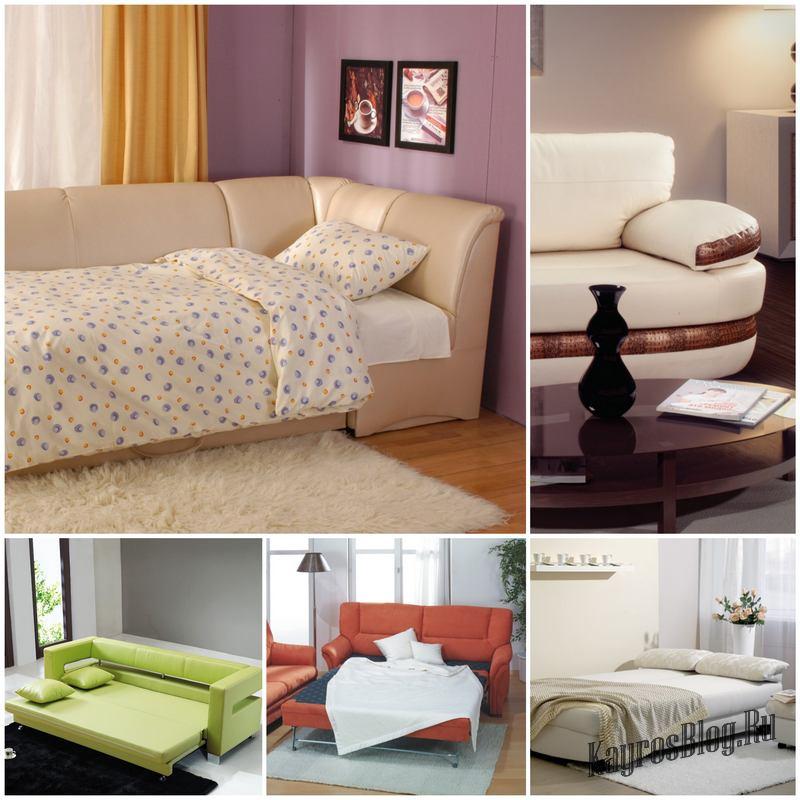 Какой стоит выбрать диван для ежедневного сна