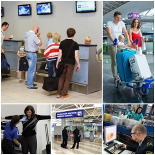 Прохождение таможни и декларирование при авиаперелетах