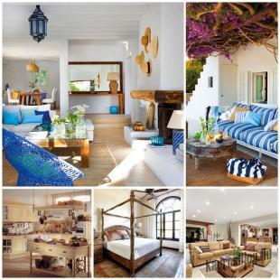 Средиземноморский стиль в интерьере вашего дома
