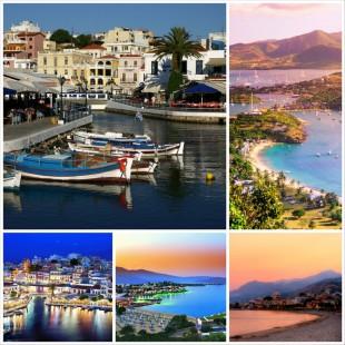Волшебный отдых на Крите