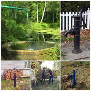 Абиссинский колодец - качественное водоснабжение загородного участка