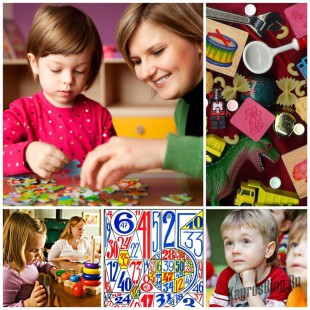Игры для развития внимания у детей