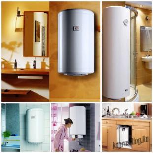 Как выбрать проточный электрический водонагреватель для дома?