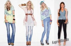 Тенденции подростковой моды для девочек