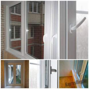Чем хороши окна из поливинилхлорида Века?