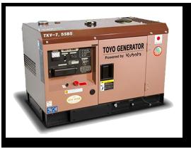Дизельные генераторы: как избежать перегрева