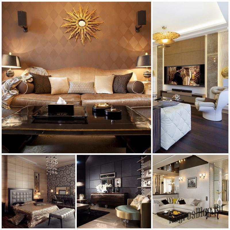 Как выбрать мягкую мебель в стиле ар-деко